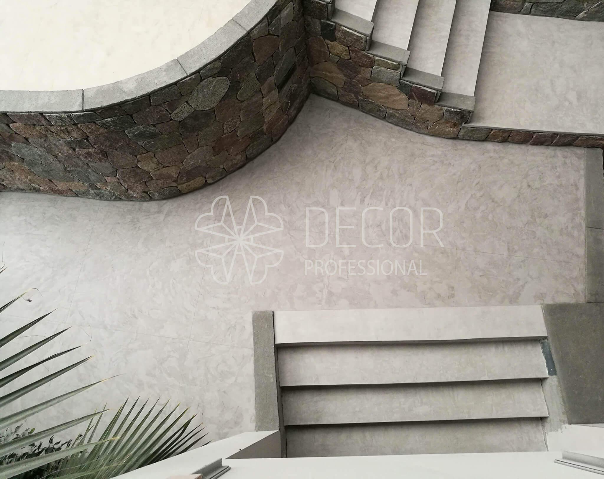 Technologia Mikrocement I Beton Dekoracyjnyposadzki I Schody